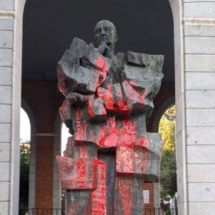 estàtua largo caballero madrid - @Teresaribera
