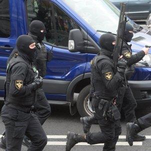 policia bielorussia - efe