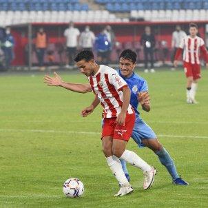 Bernardo Espinosa Girona Almeria Girona FC