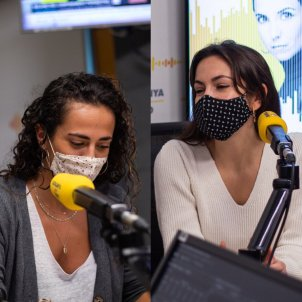 Elisabet Forn i Laura Turull Filla Forn i filla Turull Catalunya Ràdio entrevista - Catalunya Radio