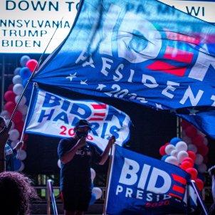 20201103 Eleccions presidencials EUA Campanya Biden Miami (Efe)