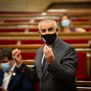 Carlos Carrizosa Parlament - David Zorrakino Europa Press