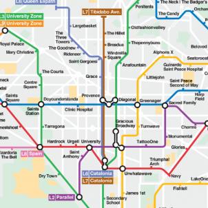 metro bcn   imgur
