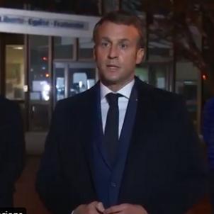 Emmanuel Macron @macron