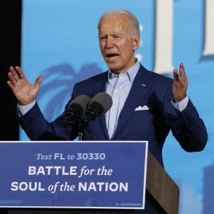 EuropaPress Joe Biden