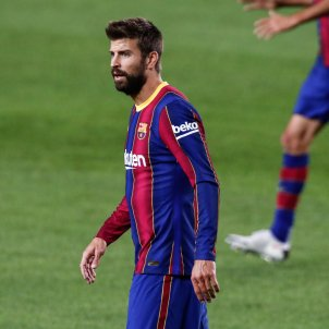 Gerard Pique Barca Europa Press