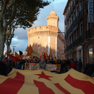 diada catalunya nord castellet perpinya foto collectiu 7 de novembre