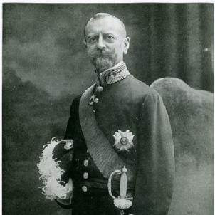 Mor Adolph Max, l'alcalde de Brussel·les que va acollir Francesc Macià. Retrat de Max. Font Liberaal Archif. Gant