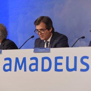Luis Maroto, consejero delegado de Amadeus. Foto: Europa Press