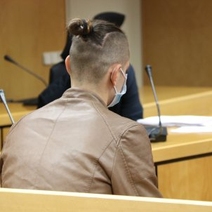 Dani Gallardo al judici - ACN
