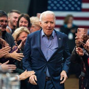 Joe Biden eleccions EUA 2020 partit democrata - Efe