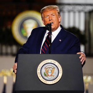 Donald Trump president estats units eleccions EUA - Efe