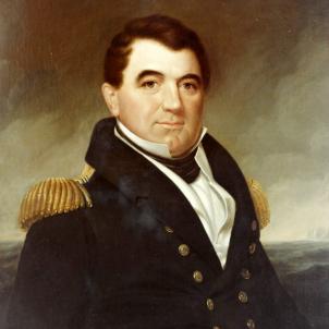 Retrat de Jordi Ferragut / Font: Naval History and Heritage. Washington
