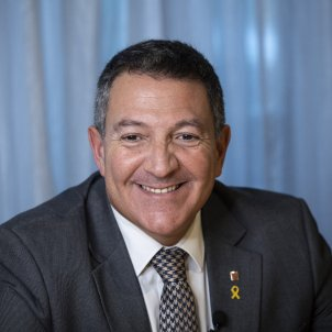 Miquel Samper Conseller Interior - Sergi Alcazar