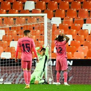 Valverde Courtois Marcelo Reial Madrid EuropaPress