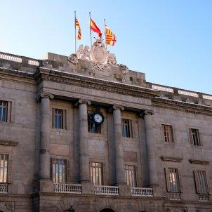 Ajuntament de Barcelona façana ACN