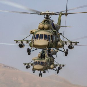 helicopter exercit russia - @mod_russia