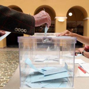 urna electoral acn