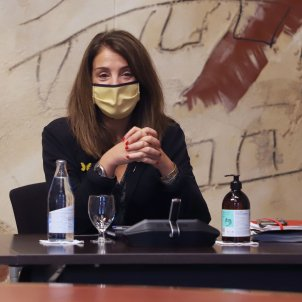 Meritxell Budó Consell Exectiu Ruben Moreno