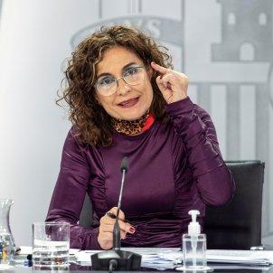 Ministra Hisenda Maria Jesus Montero - Efe