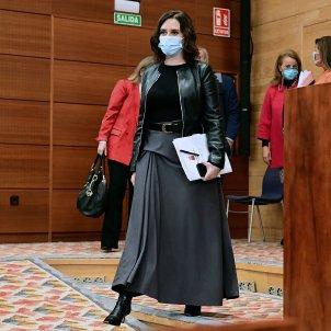 Isabel Díaz Ayuso presidenta madrid - Efe
