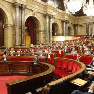 Parlament diputats president Torra ACN