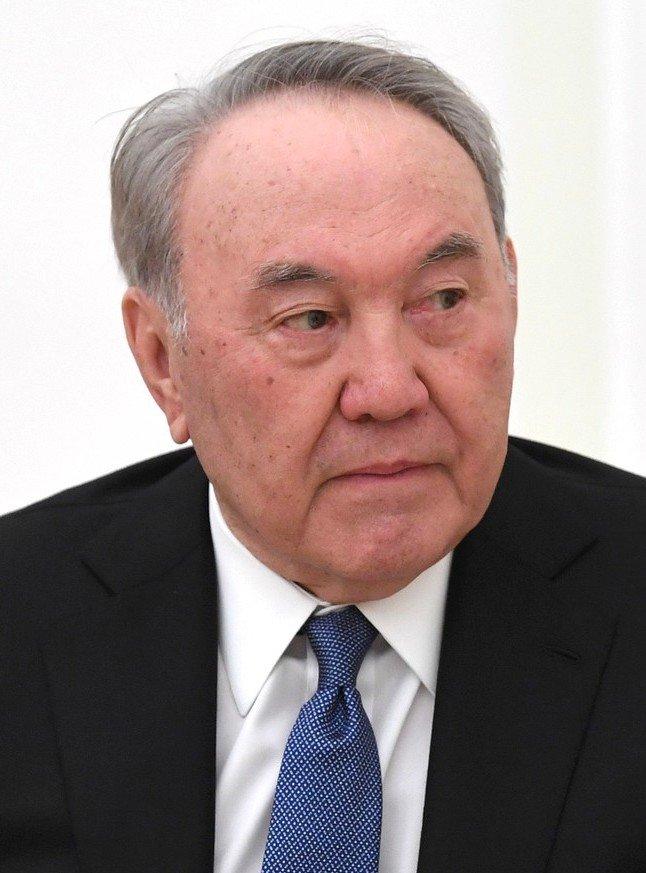 Nursultan Nazarbayev foto Kremlin