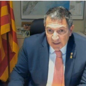 Sàmper compareix al Parlament