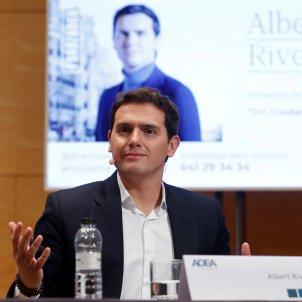 Albert Rivera Saragossa EFE