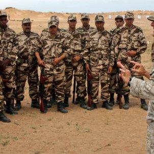 militars marroc exercit Sgt. Whitney Houston