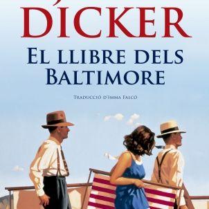 """Portada de """"El llibre dels Baltimore"""""""