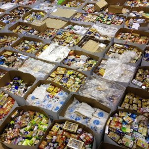 magatzem gran recapte - banc dels aliments