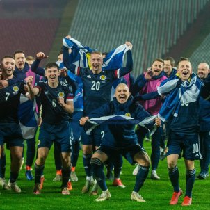 Escocia Futbol / @ScotlandNT