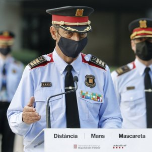 Josep Lluís Trapero restitució EFE
