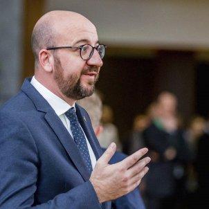 Charles Michel belgica efe