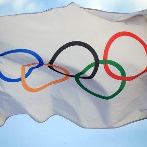 COI bandera Jocs Olimpics Europa Press