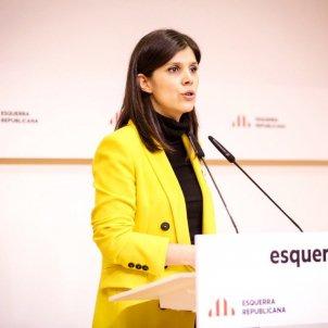 Marta Vilalta  - arnau carbonell (ERC)