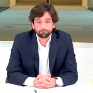 Adrián Vázquez suplicatori Puigdemont Parlament Europeu