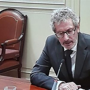 José de la mata jutge - EUROPA PRESS