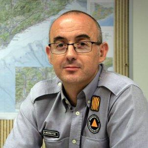Sergio Delgado Protecció Civil ACN