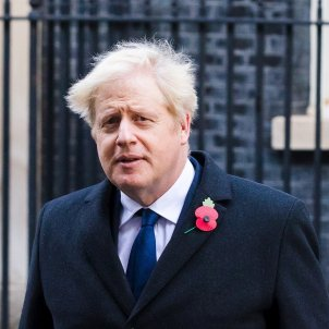 Boris johnson ACN