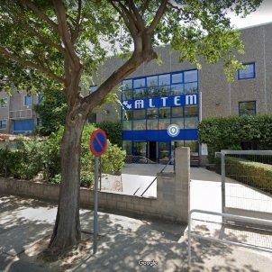 fundació Altem Figueres Google Maps
