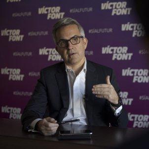 Victor Font Presidenciable FC Barcelona - Sergi Alcazar
