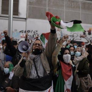 manifestació sahara occidental marroc - Maria Contreras Coll