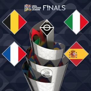 Final Four 2020 Nations League @NationsLeague