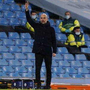 Pep Guardiola Manchester City Champions Europa Press