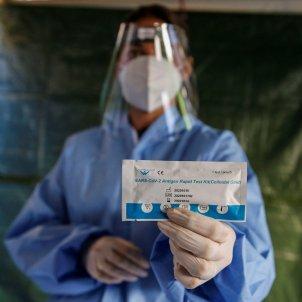 test ràpid coronavirus antígens efe
