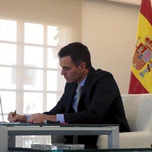Pedro Sanchez Cimer G20 - Efe