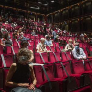 Teatre Lliure covid Teatre Lliure