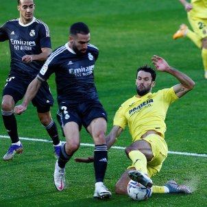 Carvajal Reial Madrid / EFE
